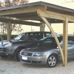 tettoia carport per auto ideal